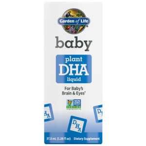Baby Plant DHA 1.26 fl oz (37.5ml) Liquid