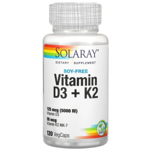 Vitamin D3 with K2