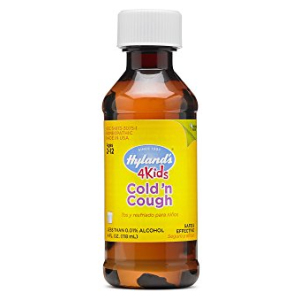 Hylands 4Kids Cold n Cough Hyland's
