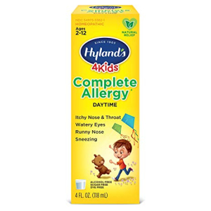 Kids Allergy Medicine