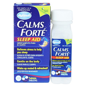 Hylands Calms Forte Sleep Aid Hyland's