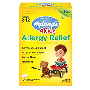 Childrens Allergy Medicine Hyland's