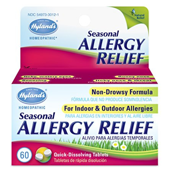 Allergy Pills by Hyland's Hyland's