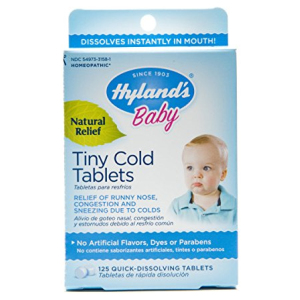 Baby Tiny Cold Tablets Hyland's