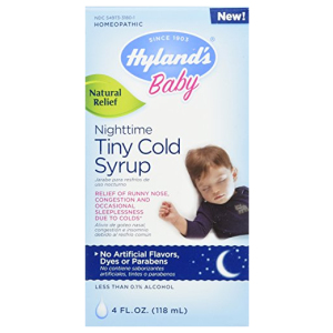 Baby Cough Syrup Hyland's