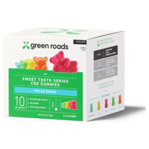Relax Bears CBD Gummies 300 mg