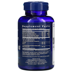 Thyroid Support - Triple Action Thyroid Life Extension supplement facts