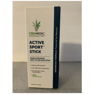 Advanced Active Sport Pain Relief - Solid Stick