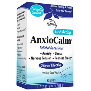Terry Naturally AnxioCalm - 40 mg 90 tabs