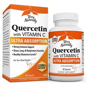 Terry Naturally Quercetin with Vitamin C