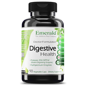 Digestive Health Formula with Probiotics and Enzymes