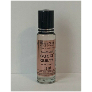 Gucci Guilty Smells Like Roll-On Oil Women