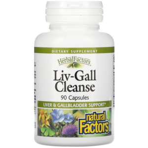 Natural Factors Liv-Gall Cleanse