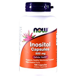 Now Inositol 500mg