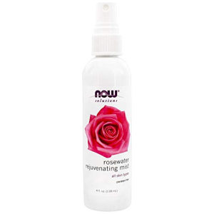 Now Rosewater 4 oz