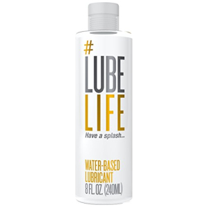 LubeLife Water Based Personal Lubricant