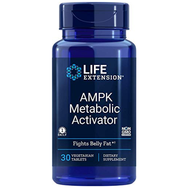 Life Extension AMPK Metabolic Activator 30 tabs
