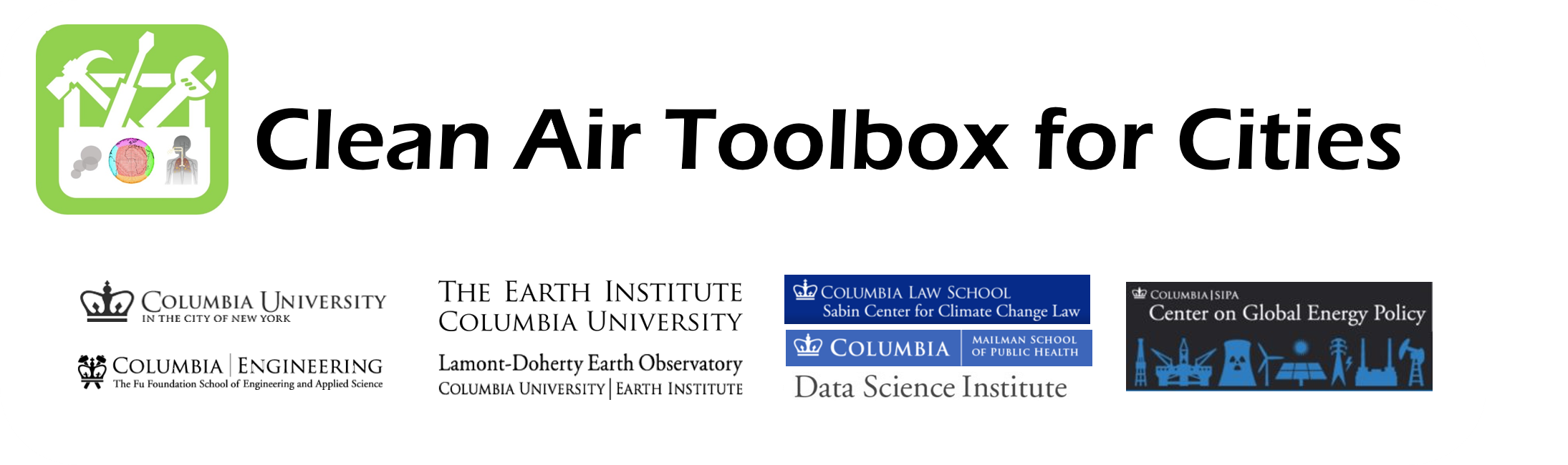 Clean Air Toolbox
