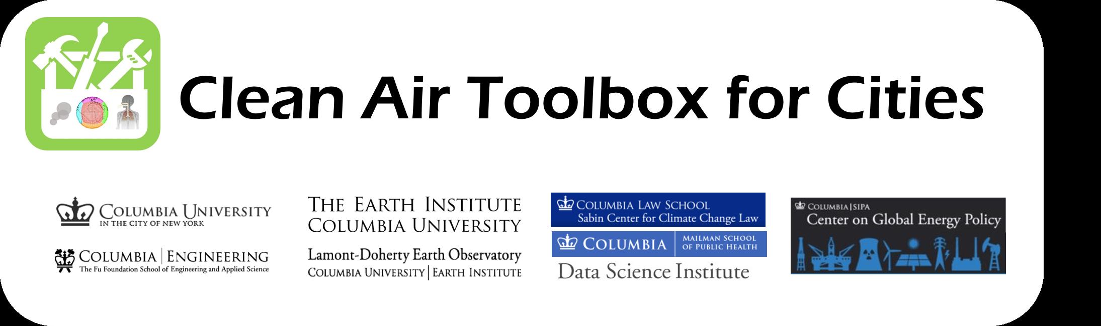 Clean Air Toolbox