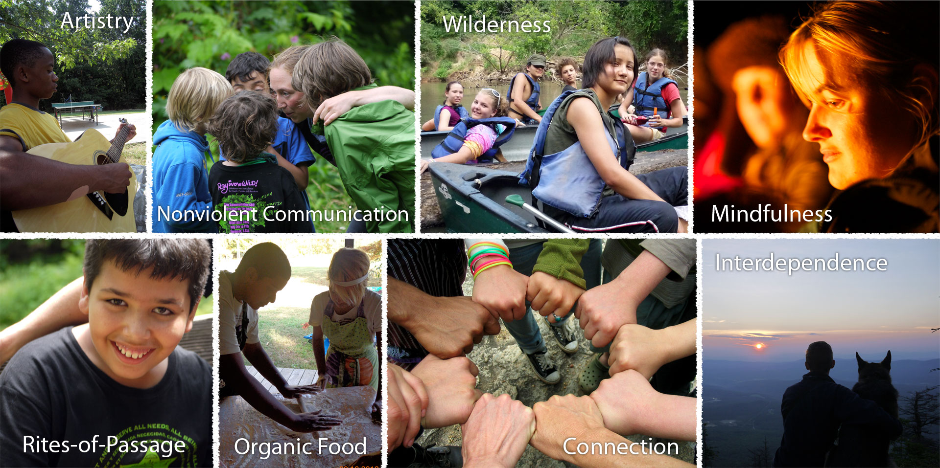 Play in the Wild! Initiations into Nonviolence