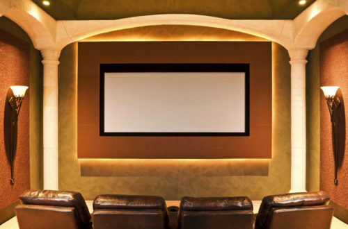 Residential Archives Theater Design Company