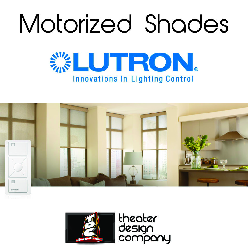 Lutron Shades