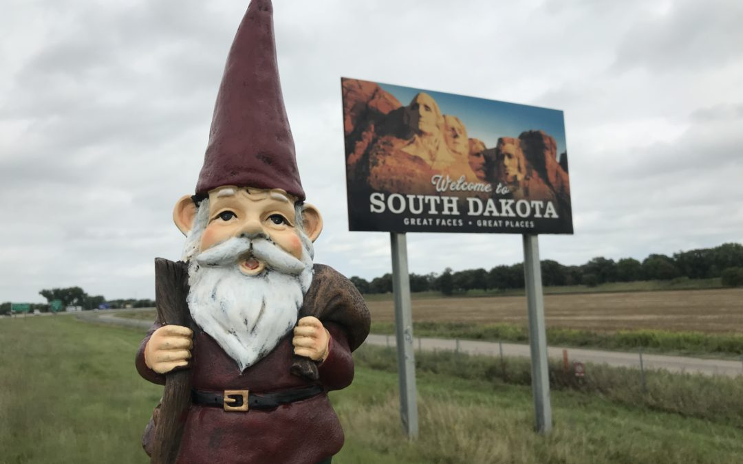 Hard Sell in South Dakota