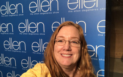 Attended the Ellen Show