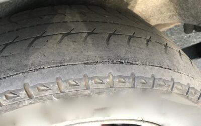 Examine Tires Monthly