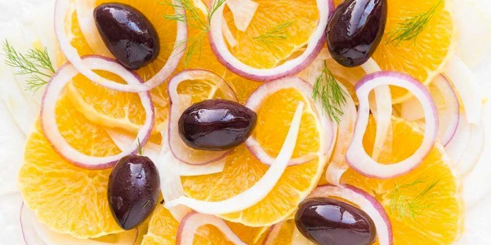 sicilian orange fennel salad