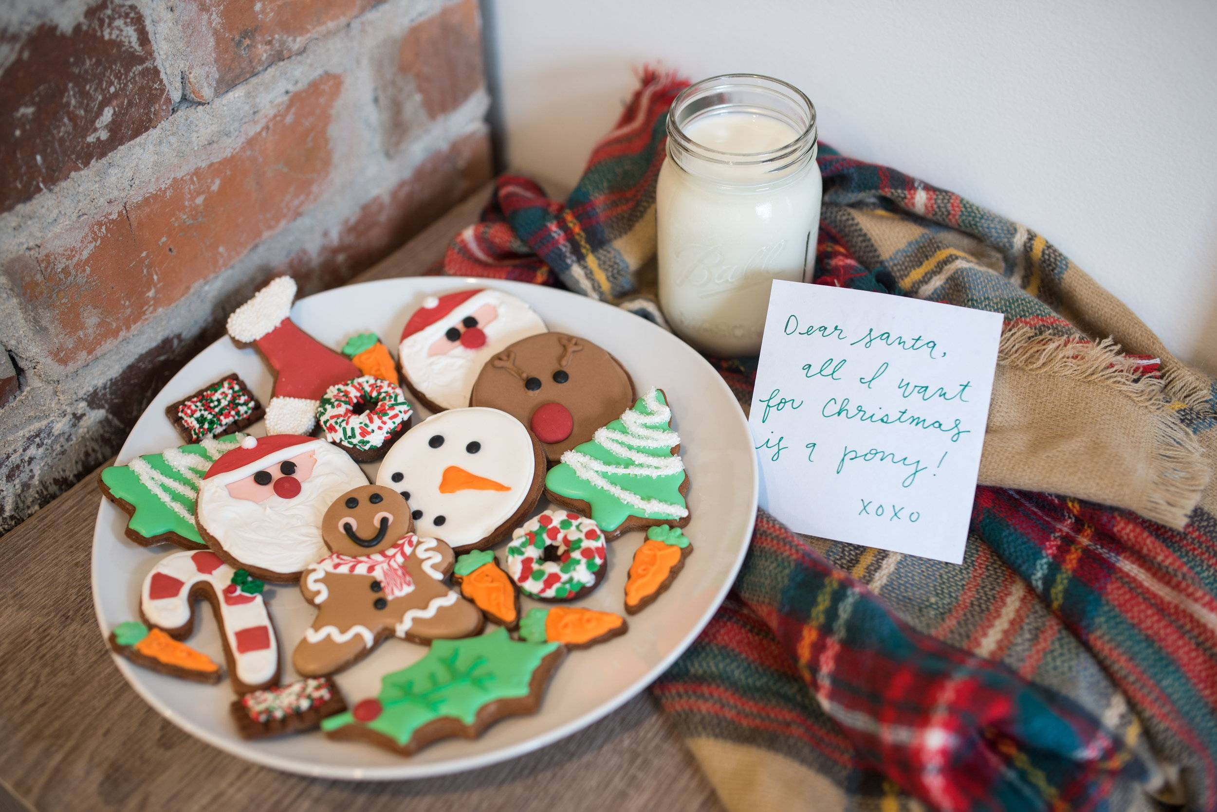 Christmas Cookies My Equestrian Style