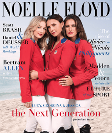 ISSUE 1 of Noelle Floyd Magazine, 2015