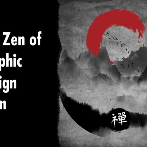 The Zen of Graphic Design Form