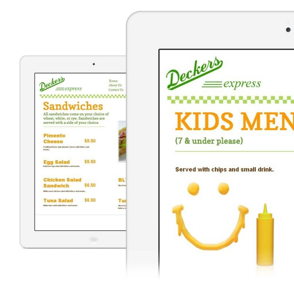 Deckers-Express-Kids-Food