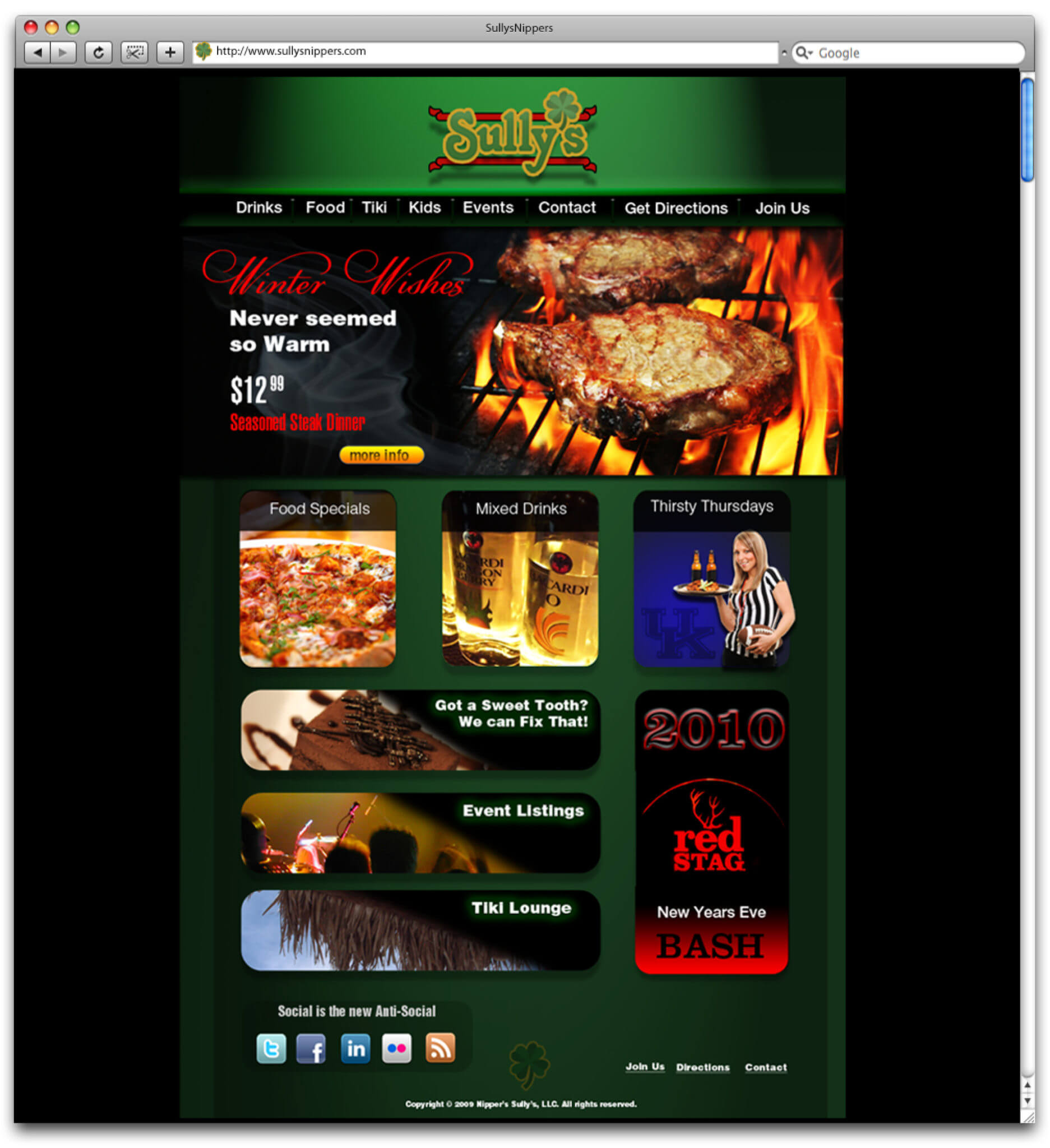sullys website