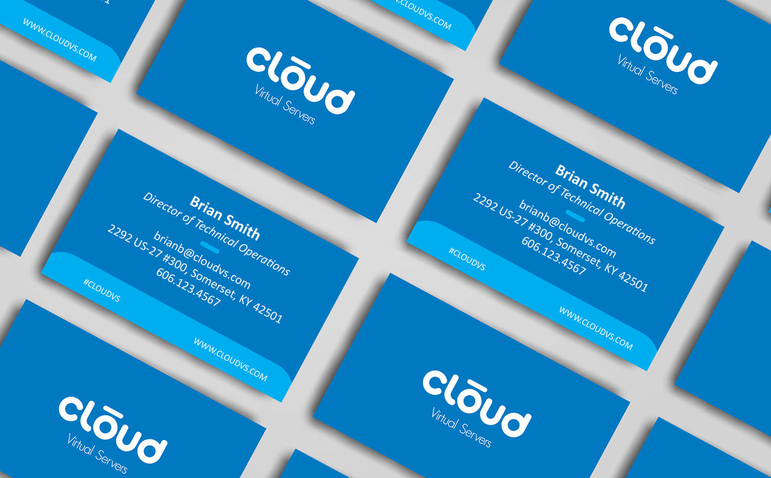 cloud virtual servers - Business Cards