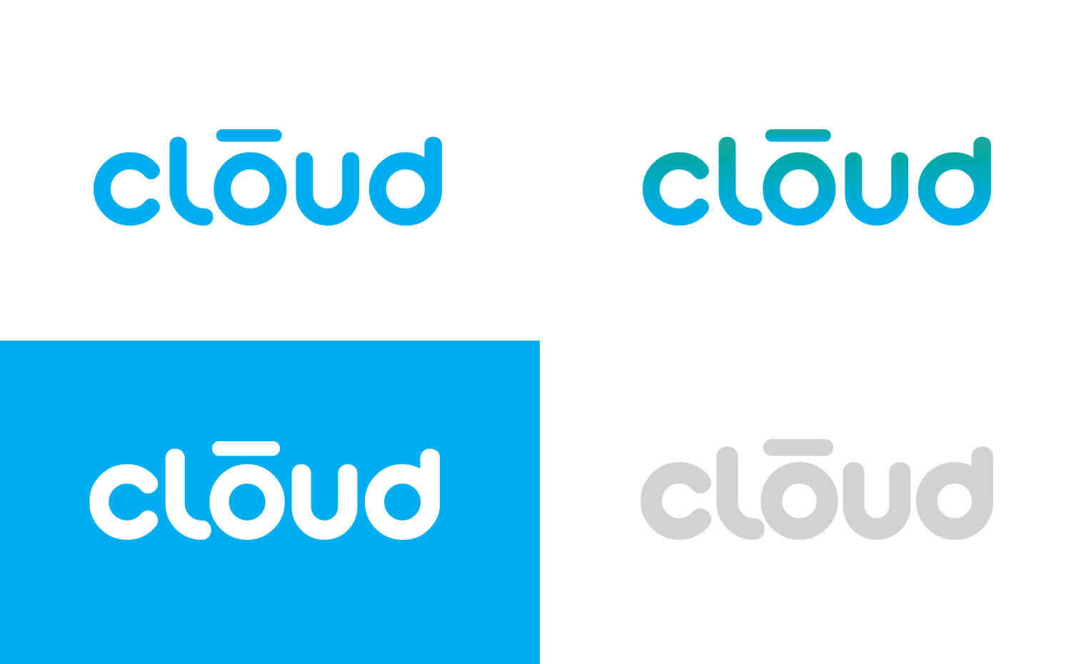 cloud virtual servers - Logo Color