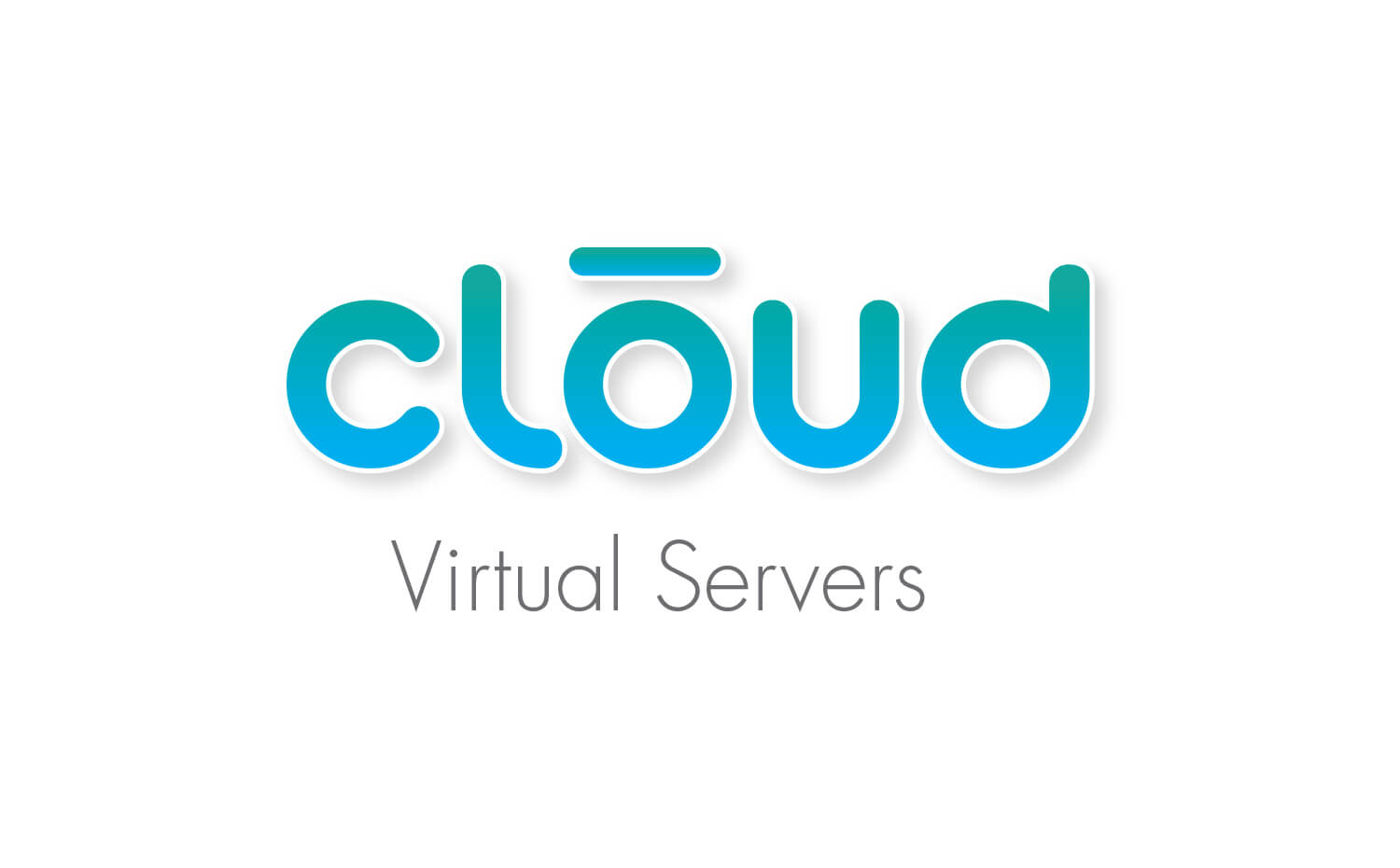 cloud virtual servers - Logo Lockup