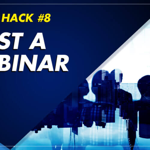 Marketing Your Business by Hosting a Webinar
