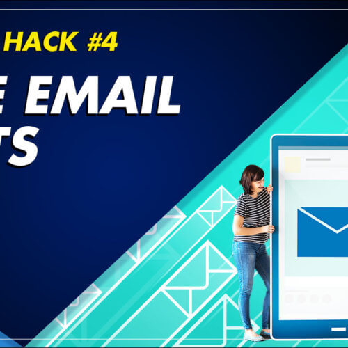 Attn: Hack #4 Use Email Marketing