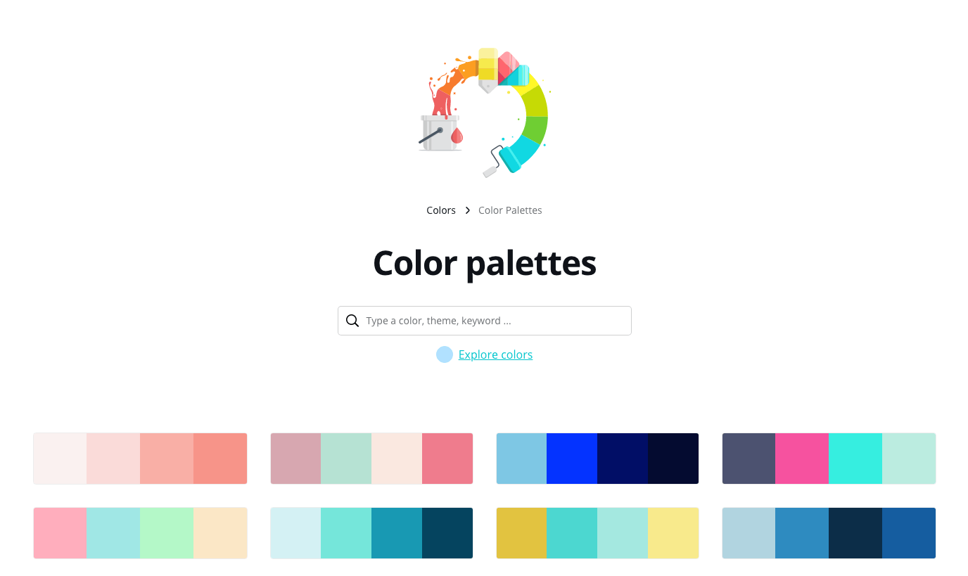 Canva Color Meanings