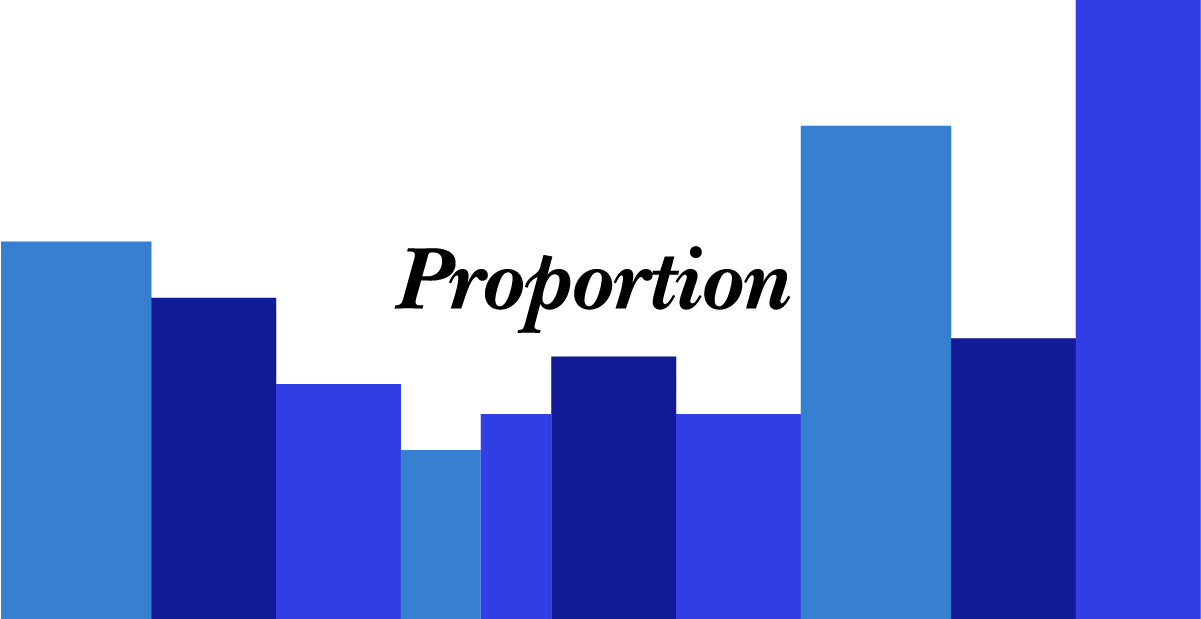 Laws of Graphic Design - Proportion