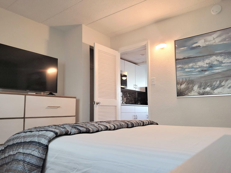 Esplanade Suites 1 bdr bedroom 2