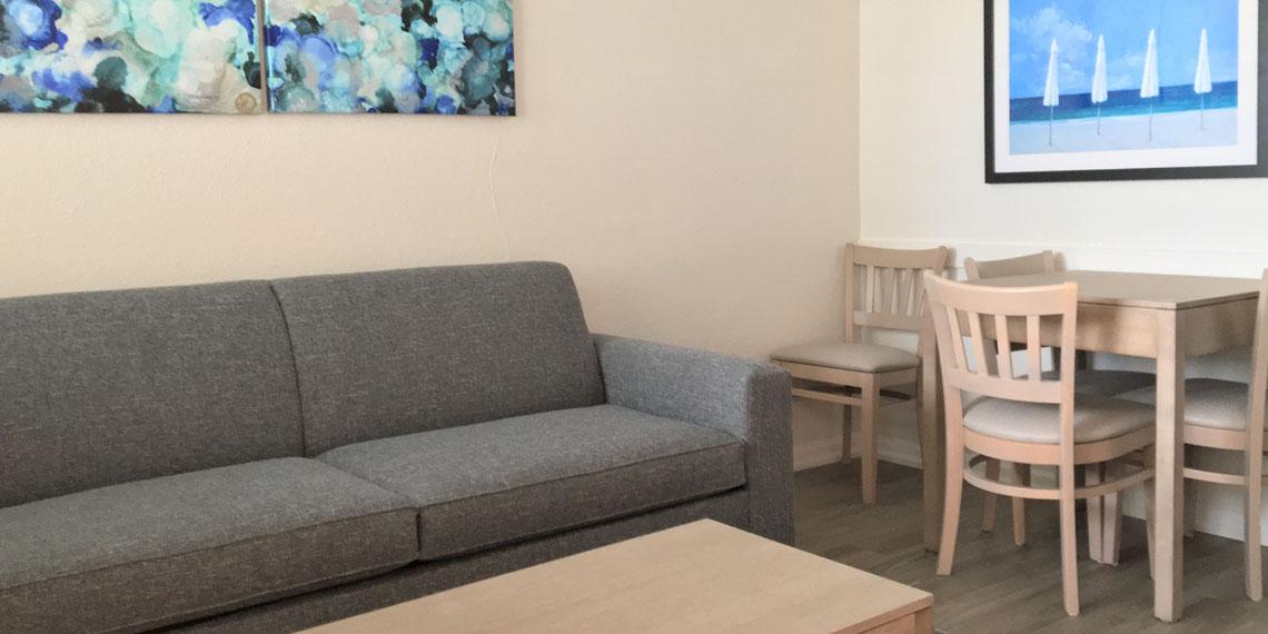 Esplanade Suites 1 bdr living room 1140×570