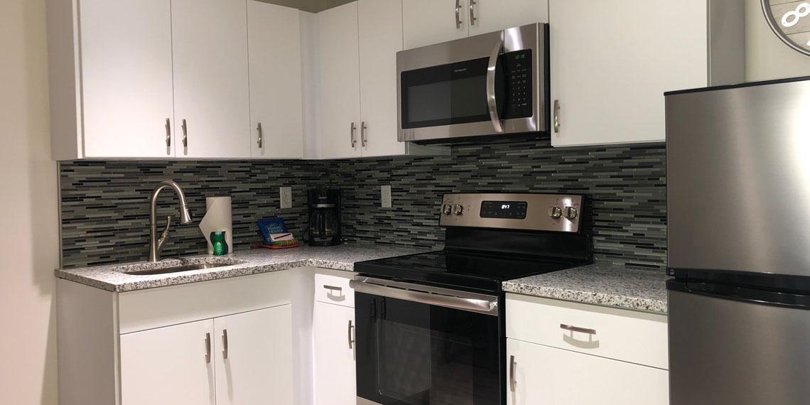 Esplanade Suites 2 bdr kitchen 1140×570