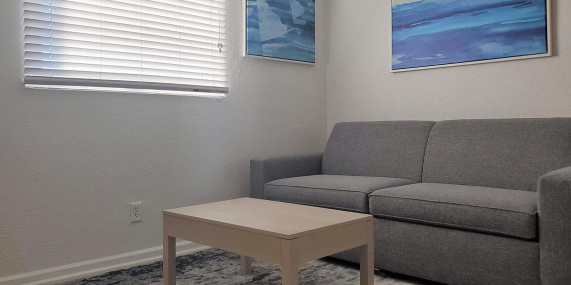 Esplanade Suites 2 bdr living room 1140×570