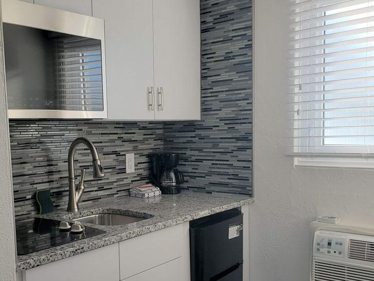 Esplanade Suites Studio Kitchen