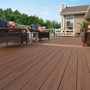 TimberTech Brown Oak