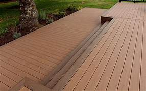 TimberTech Composite Deck w/No Rail