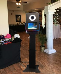 LED Photo Booth at The Room on Meeting